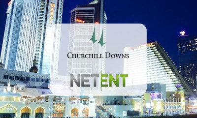 NetEnt signs supplier deal with Churchill Downs in New Jersey