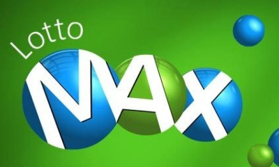 LOTTO MAX - 23 Maxmillions were won