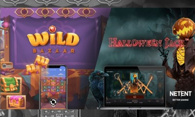 NetEnt hands players a double game launch, a Halloween treat and Middle Eastern spectacle