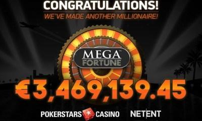 German slots player scoops multi-million-euro jackpot on NetEnt's Mega Fortune