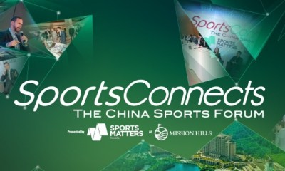 SPORTS CONNECTS - the China Sports Forum - announces initial speaker line-up