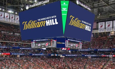 William Hill US to sponsor New Jersey Devils