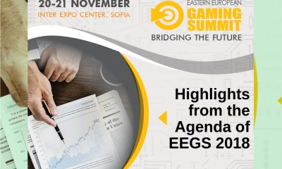 Highlights from the agenda of EEGS 2018