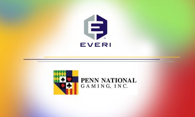 Everi and Penn National Gaming Extend Cash Access Services Agreement