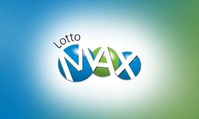 LOTTO MAX - 2 Maxmillions were won