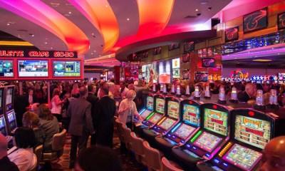 Maryland reports record casino revenue in October