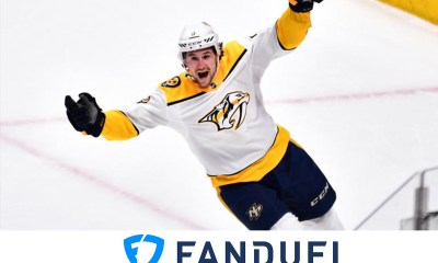 NHL signs deal with FanDuel