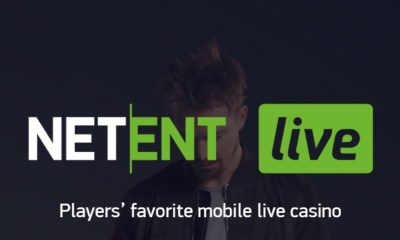 NetEnt Live unveils new-look lobby to boost player engagement
