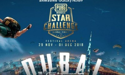 PUBG MOBILE 'STAR CHALLENGE Finals