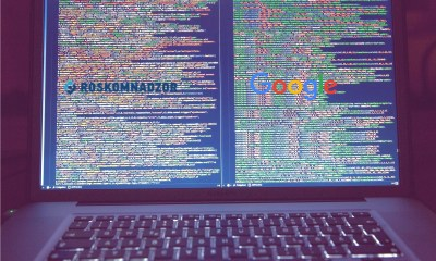 Russian telecom regulator sues Google