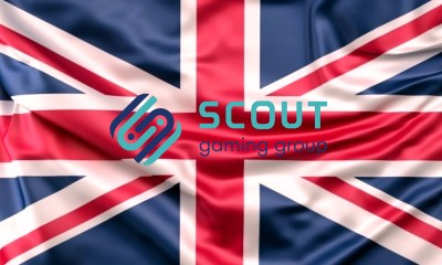 Scout Gaming granted B2B license in the UK