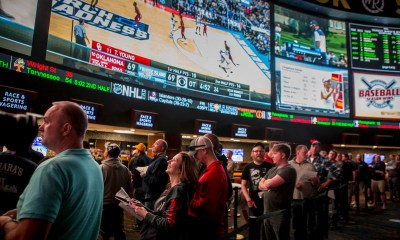 South Dakota shows first signs of legalising sports betting