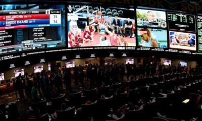Sport betting to begin in Rhode Island casino in December
