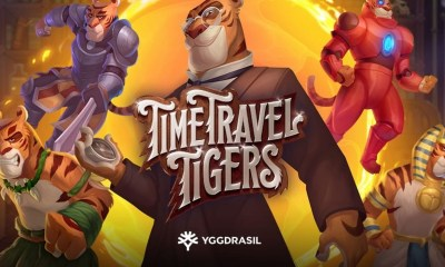 Yggdrasil's Time Travel Tigers