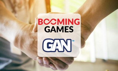 Booming Games signs partnership with GAN