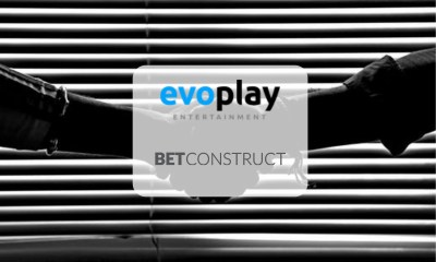 Evoplay Entertainment pens BetConstruct partnership