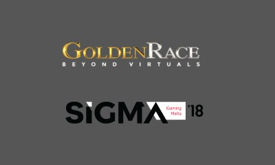 Golden Race at SiGMA 2018