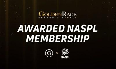 Golden Race gets NASPL associate membership