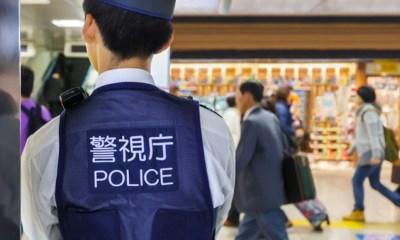 Tokyo police arrest illegal online gamblers