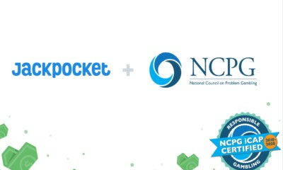 Jackpocket Receives Responsible Gaming Certification by the National Council on Problem Gambling