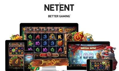 It's Jingle all the way as NetEnt launches seasonal slot