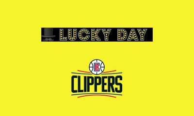 Lucky Day Partners with the L.A. Clippers