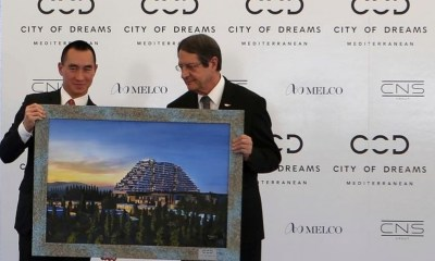 Melco International places large bet on new Cyprus casino