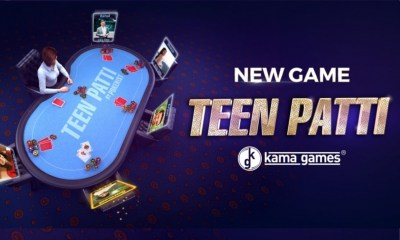 KamaGames Looks To Grow Indian Audience With The Release Of Teen Patti