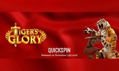 Quickspin's Tiger's Glory slot
