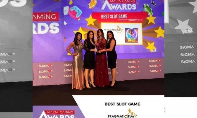 PRAGMATIC PLAY VICTORIOUS AT MALTA GAMING AWARDS
