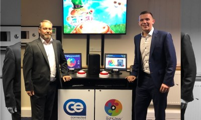 Connected Entertainment confirm appointment of Freddie Shreeve to Key Account role