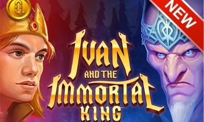 Quickspin - Ivan and the Immortal King slot