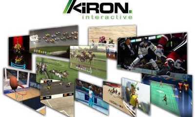 Kiron Interactive unveils UpNdown Virtual Golf