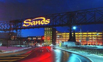 Sands planning casinos in New York and Rio