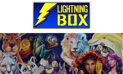 Lightning Box live on Sky Vegas