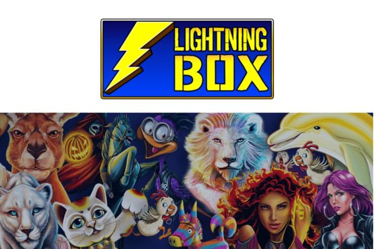 Lightning Box slot