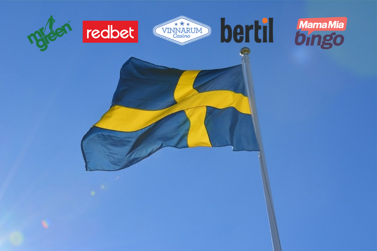 MRG has Been Granted Licenses in Sweden for Mr Green and Evoke Gaming