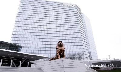 Maryland casino revenues increase