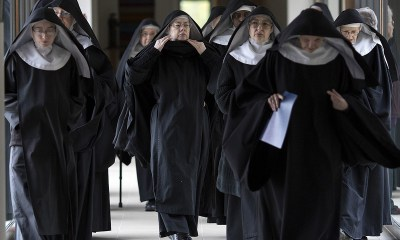 Nuns gamble after stealing $500,000 from Catholic school