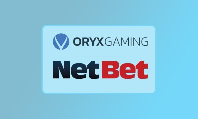 Oryx Gaming signs deal with NetBet