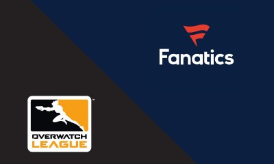Overwatch League and Fanatics Team up for Groundbreaking Retail, Licensing, and Ecommerce Deal