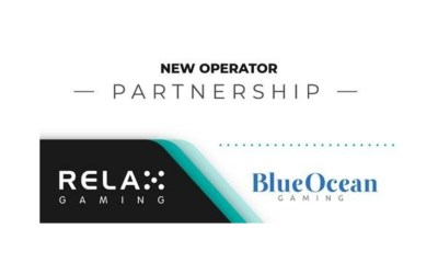Relax Gaming expands reach with Blue Ocean Gaming agreement