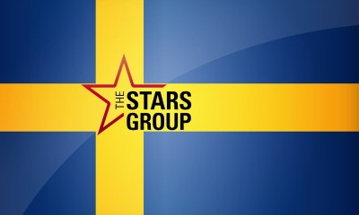 The Stars Group obtains Swedish gambling license