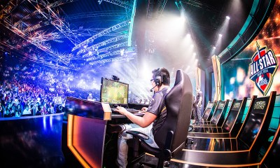 Ukraine sees surge in number of eSports bets