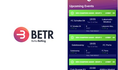 BETR releases new app design with fresh interface and simple navigation