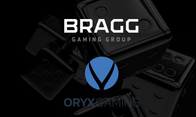 Bragg Gaming Group Announces Closing of Oryx Gaming Acquisition and Will Debut on the TSX Venture Exchange Under the Symbol 'BRAG'