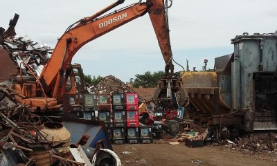 Authorities destroy illegal gambling machines in South Africa