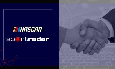 Sportradar signs multi-year partnership with NASCAR