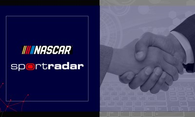 Sportradar signs multi-year partnership with NASCAR