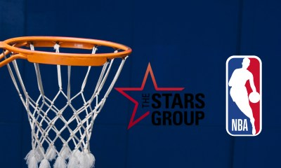 NBA Announces The Stars Group as Authorized Gaming Operator of the League